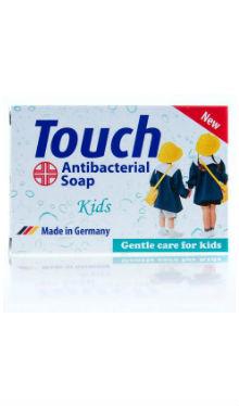 Săpun antibacterian - Touch kids