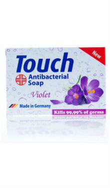 Săpun antibacterian - Touch violet