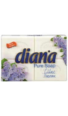 Săpun solid Liliac - Diana