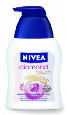 Săpun lichid Diamond Touch - Nivea