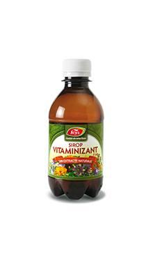 Sirop vitaminizant - Fares