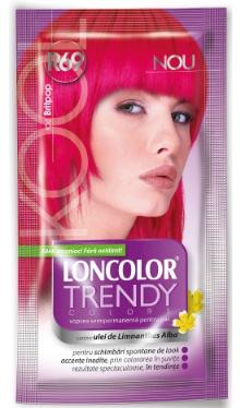 Vopsea de păr semipermanentă R69 Roz Britpop - Loncolor