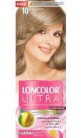 Vopsea de păr Ultra 10 Blond Cenușiu - Loncolor
