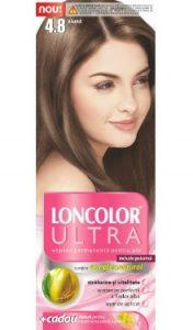 Vopsea de păr Ultra 4.8 Alună - Loncolor