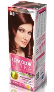 Vopsea de păr Ultra 6.5 Rubin - Loncolor