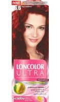Vopsea de păr Ultra 6.6 Roșu Exploziv - Loncolor