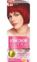 Vopsea de păr Ultra 6.65 Roșu Coral - Loncolor