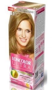 Vopsea de păr Ultra 8.1 Blond Bej - Loncolor
