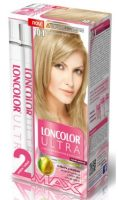 Vopsea de păr Ultra Max 10.1 Blond Cenușiu Deschis - Loncolor