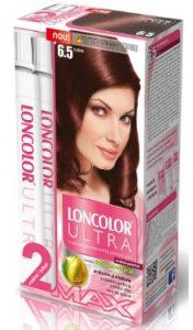 Vopsea de păr Ultra Max 6.5 Rubin - Loncolor