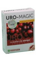 Uro magic cu extract de merișori - Parapharm