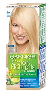 Vopsea de păr E0 Super Blond Decolorant - Garnier