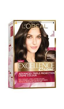 Vopsea de păr Excellence Creme 3 - L'Oreal