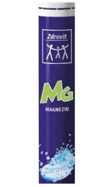 Magneziu - Zdrovit