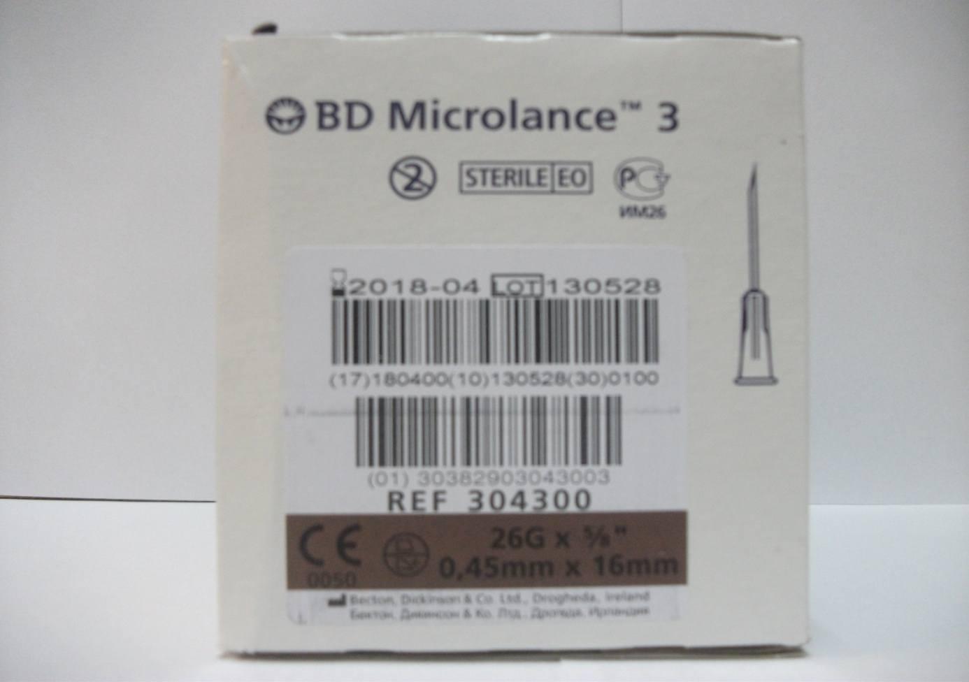 ACE 0,45mm X 16 mm