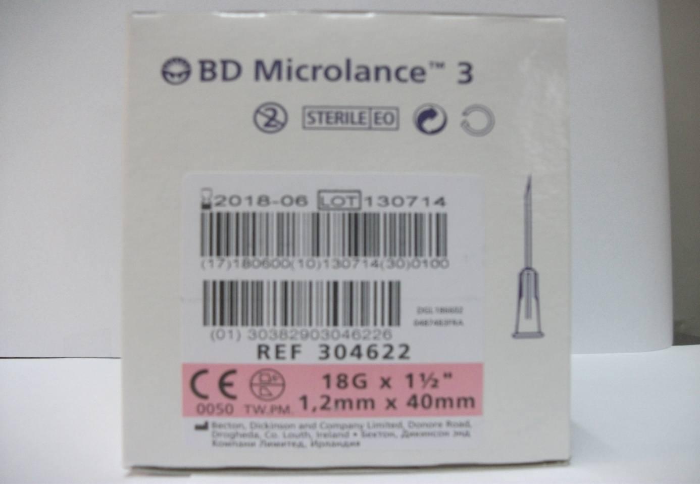ACE 1,2 mm X 40 mm