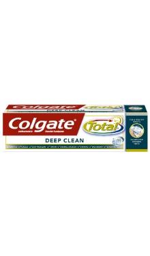 Pastă de dinți Deep Clean - Colgate Total