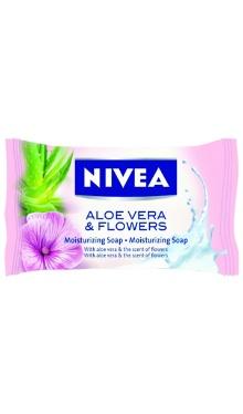 Săpun solid Aloe Vera & Flowers - Nivea