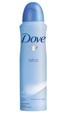 Deodorant spray Talco - Dove