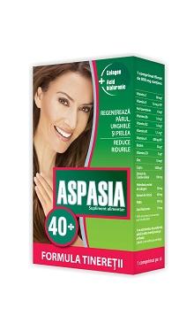 Aspasia 40+ - Zdrovit