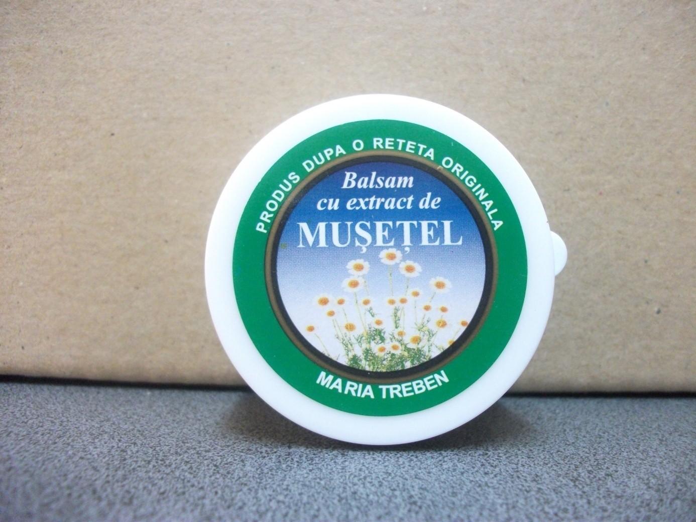 Balsam cu extract de mușețel - Maria Treben