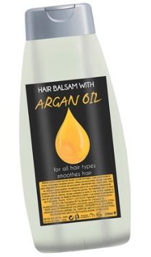 Balsam de păr cu Ulei de Argan