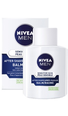 Balsam după ras Sensitive - Nivea Men
