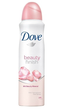 Deodorant spray Beauty Finish - Dove