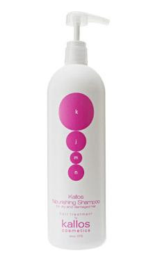 Şampon cremă pentru păr uscat - Kallos KJMN