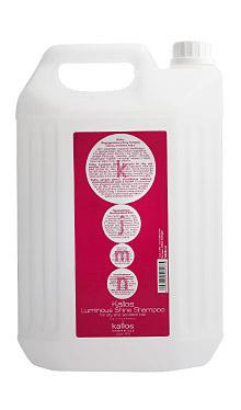 Şampon pentru intensificarea strălucirii părului - Kallos KJMN