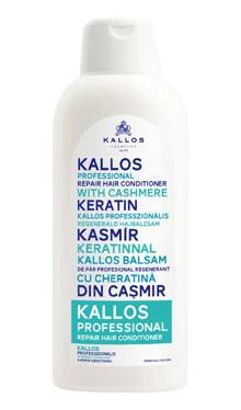 Kallos Balsam cu cheratină din caşmir