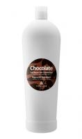 Kallos Balsam regenerant cu ciocolată pentru păr uscat, despicat