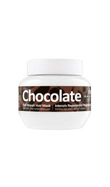 Kallos mască de păr regenerant cu ciocolată pentru păr uscat, despicat