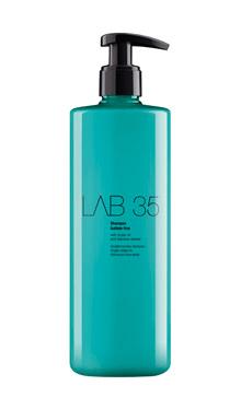 Șampon fără sulfat cu ulei de argan și extract de bambus - Kallos LAB35