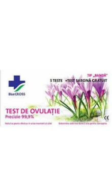 Test de ovulație - Blue Cross
