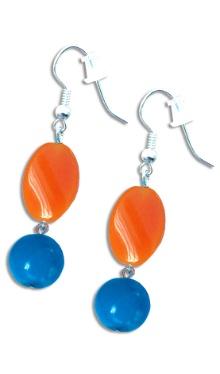Cercei Blue-Orange