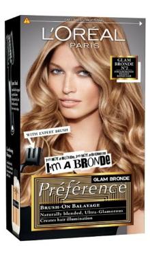 Vopsea de păr Preference Glam Bronde Nr. 2 - L'Oreal