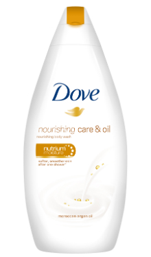 Gel de duș Nourishing Care&Oil - Dove