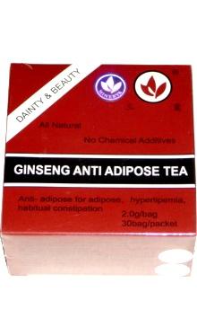 Ceai antiadipos cu ginseng - Minerva