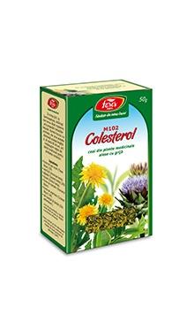 Ceai colesterol, vrac - Fares