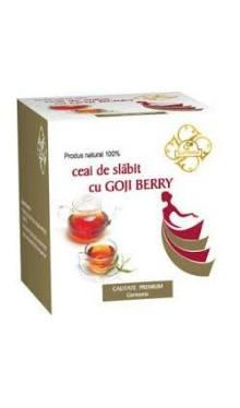 Ceai de slăbit cu goji berry