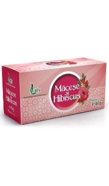 Ceai măceșe și hibiscus, doze - Larix