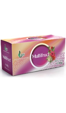 Ceai multifruct, doze - Larix