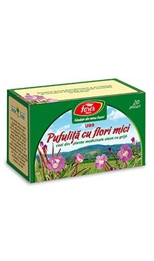 Ceai pufuliță cu flori mici, doze - Fares