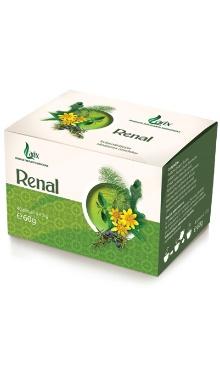 Ceai renal, doze - Larix
