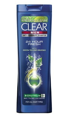 Şampon 24H Fresh - Clear Men