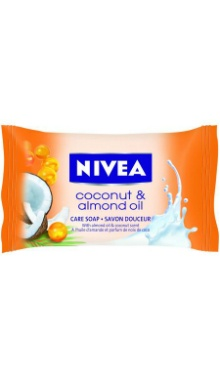 Săpun solid Coconut & Almond Oil - Nivea