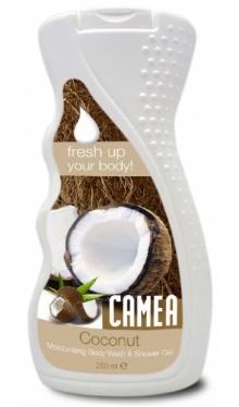 Gel de duș cu Cocos - Camea