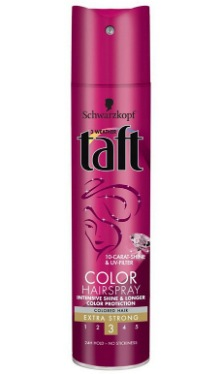 Lac fixativ Color Extra Strong - Taft