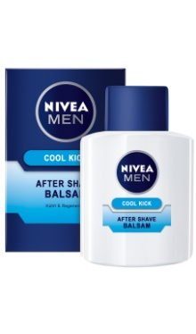 Balsam după ras Cool Kick - Nivea Men